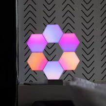 RGB LED Lichtsystem mit erweiterbaren Modulen zum Selbstgestalten