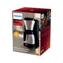 Filter-Kaffeemaschine mit Thermokanne, schaltet sich nach dem Brühvorgang automatisch ab