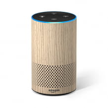 Amazon Echo 2, Eiche Optik