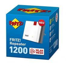 Dualband Mesh WLAN-Repeater mit einer Datengeschwindigkeit von bis zu 886 MBit/s im 5 GHz WLAN