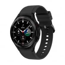 Hochwertige Smartwatch in elegantem Design mit einem Gehäuse aus rostfreiem Stahl, drehbarer Lünette und Fitness-Features. Inkl. Schlaftracker sowie Messung von Blutdruck und EKG.