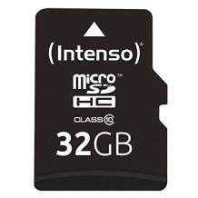 Micro-SD Speicherkarte mit SD Adapter. Mit Schutz gegen unbeabsichtigtes Überschreiben der Daten.
