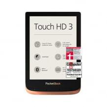 Mit reflexionsfreiem Display, SMARTlight Hintergrundbeleuchtung und Bluetooth-Schnittstelle. Unterstützt viele Formate.