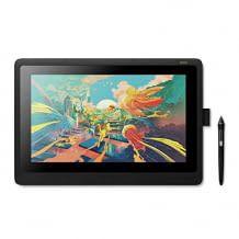 Grafiktablet mit Full HD Display für kreatives Arbeiten. Der Wacom Pro Pen 2 mit 8.192 Druckstufen ermöglicht Präzisionsarbeit auf höchstem Niveau.