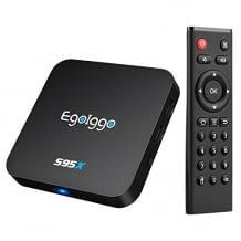 Android TV Box, unterstützt H.265 Hardware Video-Decoder und 4k2k Ausgabe