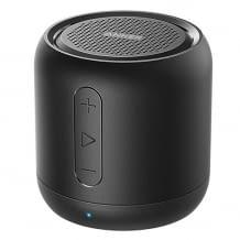 Mini-Bluetooth-Lautsprecher mit bis zu 15 h Spielzeit, 20 Meter Bluetooth-Reichweite und starkem Bass