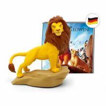 Schöne Hörspielfigur mit dem Disney-Klassiker Der König der Löwen. Hier hören auch Eltern gerne mit.
