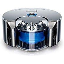 Dyson 360 Eye, Nickel/Blau