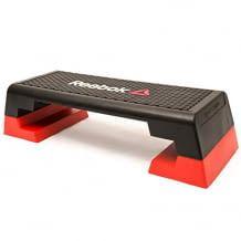 Die Oberfläche dieses leichten und robusten Steppers bietet extra viel Gripp.