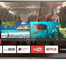 Dieser Smart TV liefert dank UHD-Auflösung (3840x2160) eine erstklassige und außergewöhnliche Bildqualität.