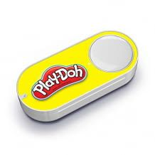 Amazon Dash Button Play-Doh