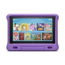 Voll ausgestattetes Fire HD 10 Tablet mit kindgerechter Hülle, Kindersicherung und 1 Jahr Amazon Free Time kostenlos