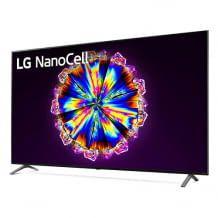 4k NanoCell IPS TV mit Full Array Dimming, Dolby Vision IQ und Dolby Atmos, Cinema HDR und Sprachsteuerung.