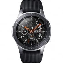 Smartwatch im klassischen Uhrendesign mit intuitiver Bedienung und bis zu 7 Tagen Akkulaufzeit.