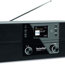 CD Player mit MP3- und Bluetooth-Funktion, DAB+ und UKW. Mit 2,4 Zoll Farbdisplay und Stereo Sound.