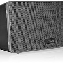 Sonos PLAY:3, Schwarz