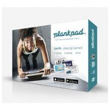 Ganzkörper-Fitnesstrainer mit Trainings-App für iOS und Android - innovatives Balanceboard