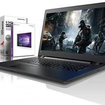 Mit leistungsstarkem Ryzen 5-Prozessor, 1000GB SSD, leiser Kühlung, Windows 10 und Office Paket.