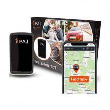 GPS Tracker im Komplettset mit bis zu 60 Tagen Akkulaufzeit, Echtzeit-Ortung und verschiedenen Alarmen.