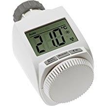 Einfach ohne Werkzeug und Eingriff ins Heizungssystem montierbar, bis zu 13 Schaltzeiten möglich