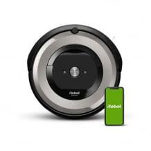 Saugroboter mit 3-stufigem Reinigungssystem, App- und Sprachsteuerung, Dirt Detect und zwei Multibodenbürsten.