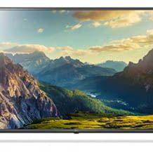 152 cm (60 Zoll) Smart TV, inkl. 4K UHD und Triple Tuner, unterstützt  Amazon Video, Netflix, YouTube, Maxdome, Sky, DAZN, u.v.m