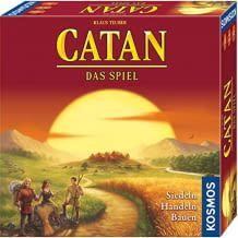Der Siedler von Catan fordert das logische und kreative Denken in lustiger Spielform.
