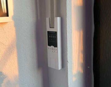 Der smarte Unterputz Gurtwickler RADEMACHER RolloTron DuoFern 1400 ist HomePilot und Amazon Alexa kompatibel