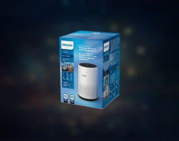 Philips AC0820/10 arbeitet laut Kundenbewertungen besonders leise