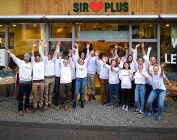 Mit SIRPLUS kann jeder ganz einfach Lebensmittel retten
