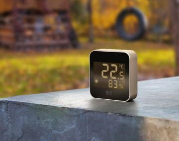Eve Weather ist eine HomeKit kompatible Wetterstation