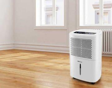 Luftentfeuchter tragen zur Schimmelprävention bei und regulieren die Luftfeuchtigkeit