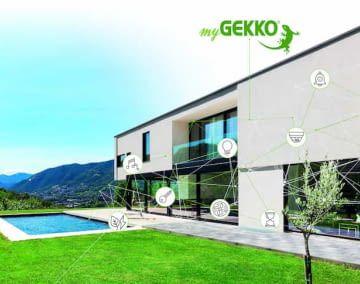 myGEKKO ist ein Smart Home OS, das sich sowohl für Privat- als auch Gewerbe-Bauten eignet