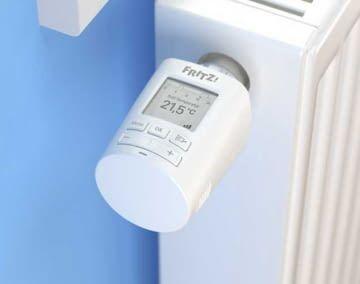 Das FRITZ!DECT 301 Thermostat ging im Thermostate Test der Stiftung Warentest als Testsieger hervor