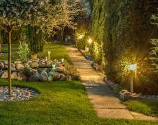 ALDI verkauft aktuell günstige Außenlampen mit Appsteuerung