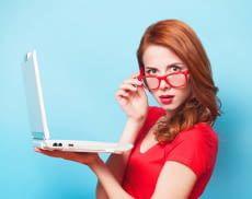Laptops oder Notebooks versprechen mehr Mobilität im Privat- und Arbeitsleben
