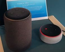 Amazon Echo Plus 2. Generation und Echo Dot 3. Generation bieten besseren Sound