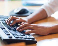 Mit separaten Tastaturen lässt es sich im Homeoffice besser arbeiten