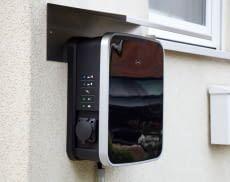 Eine Wallbox zum Aufladen des Elektroautos zuhause hat viele Vorteile
