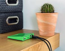 Mit dem Loxone Miniserver Go lässt sich ein Loxone Smart Home auch auf Funkbasis aufbauen