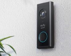 Die eufy Security Video-Türklingel ist in nur wenigen Minuten montiert und installiert