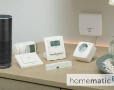 Homematic Komponenten hören ab sofort auf Alexa