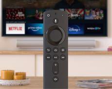 Amazon Fire TV Lite bietet sehr viele Funktionen, allerdings fehlen die TV-Bedientasten auf der Alexa-Fernbedienung
