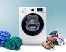 Wir haben Waschmaschinen mit WLAN-Anbindung verglichen
