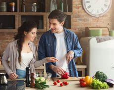 WLAN-Küchenmaschinen liefern auch Kochanfängern viele Inspirationen