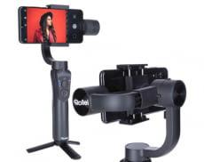 Der Smartphone Gimbal Rollei Steady Butler Mobile 2 im Aldi Deal ist ein ideales Einsteigergerät