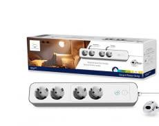 Diese intelligente Steckdosenleiste beherrscht den Smart Home Funkstandard ZigBee