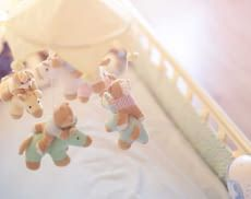 Die besten Spieluhren für Babys