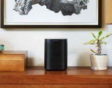 Der intelligente Lautsprecher Sonos One verwandelt das Zuhause in ein Alexa Smart Home