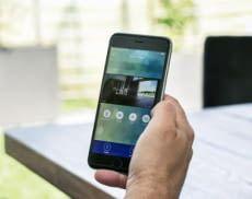 Intelligente Steuerung per Smartphone